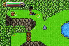 Dragon Ball Z - The Legacy of Goku - good kitty - User Screenshot